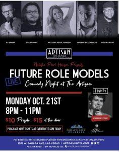Future Role Models Comedy Night